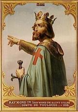 Raymond IV (Jumeau) de TOULOUSE