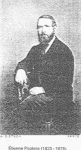 POULENC Etienne