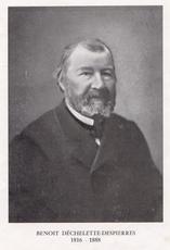 DÉCHELETTE Jean Benoît Marie