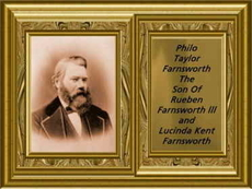 FARNSWORTH Philo Taylor