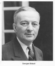 Georges Augustin Bidault