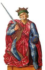 Alphonse VI (Le Vaillant ) de CASTILLE
