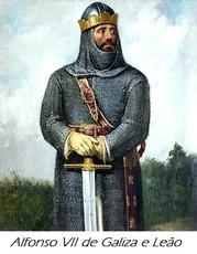 Afonso VII de Galiza, León y Castilla