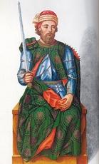 Henri II De Tastamare de CASTILLE **