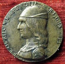 Frédéric Ier d'Aragon