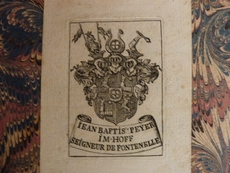 Jean-Baptiste Hercule de PEYERIMHOFF de FONTENELLE