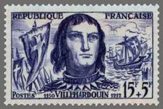 Geoffroy de VILLEHARDOUIN