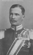 Ernst II Bernhard George Johan Karel Frederik Albert van Saksen-Altenburg