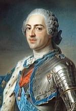 Louis XV de FRANCE