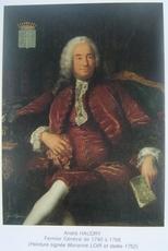 André HAUDRY