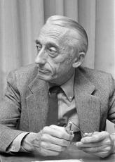 COUSTEAU Jacques Yves