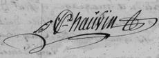 Pierre CHAUVIN