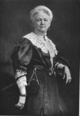Mary Simmerson Cunningham