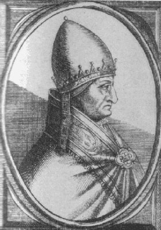 Pape Grégoire X / Tebaldo VISCONTI