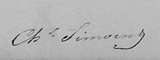 Carolus Ludovicus Simoens