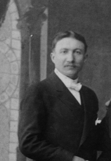 Rosa François CERISIER