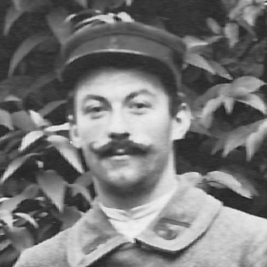 Octave, Albert MOINE