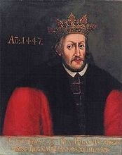 Jagellon Casimir IV de Pologne