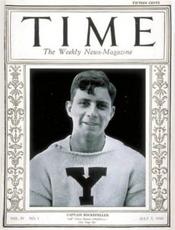 Rockefeller James Stillman