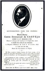 Emmanuel Marie Rémy ALVAR de BIAUDOS de CASTÉJA