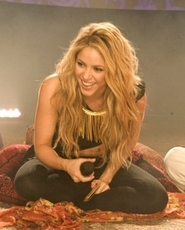 Mebarak Ripoll Shakira Isabel