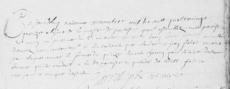 1695 - Salaire De Clercs ! - NOJEON-LE-SEC