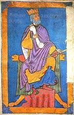 Alphonse VI le Vaillant de Castille