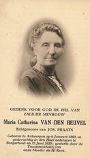 Maria Catharina Van Den Heuvel