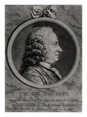 Charles de BROSSES