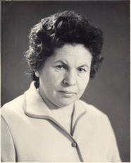 Maria Mikhailovna MATVEYEVA