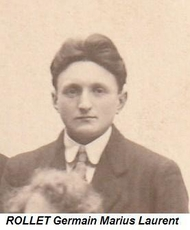 Germain Marius Laurent ROLLET