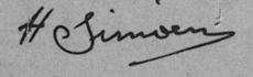 Hendrik Hilonius Simoens