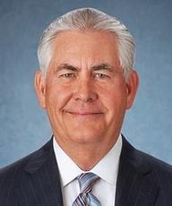 Tillerson Rex Wayne