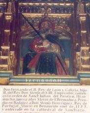 x Fernando II rey de León