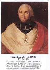 François Joachim de Pierre de Bernis