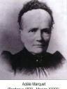 MARQUET Marie Adele