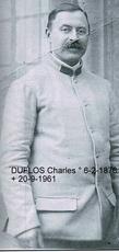 (Charles) Armand Zéphyrin DUFLOS