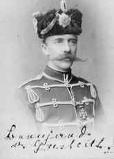 Bernhard Albert Gustav von Gustedt