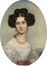 de WITTELSBACH-de BAVIÈRE Marie Ludovica Wilhelmine