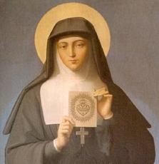 Marguerite Marie ALACOQUE
