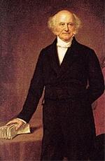 Van Buren Martin