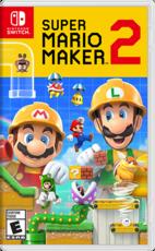 Super Mario Maker 2 MARIO