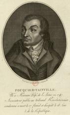 FOUQUIER de TINVILLE Antoine-Quentin