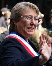 BACHELET JERIA Véronica Michelle