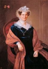 Friederike Elisabeth Marianne von Spiegel zu Peckelsheim