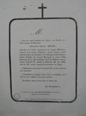Théodore Denis BELIN