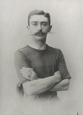 FREDY DE COUBERTIN Pierre