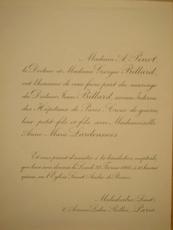 Jean Jacques Auguste BILLARD
