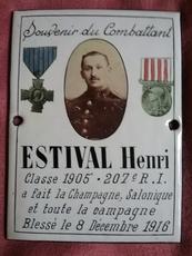 Henri ESTIVAL