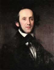 Mendelssohn-Bartholdy Jakob Ludwig Felix